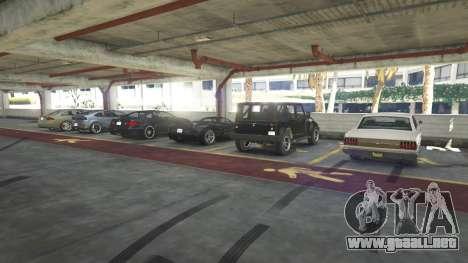 GTA 5 El portero v0.1 segunda captura de pantalla