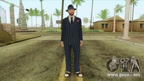 GTA 5 Online Skin 3 para GTA San Andreas