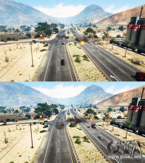 GTA 5 Ataque aéreo v1.1 tercera captura de pantalla
