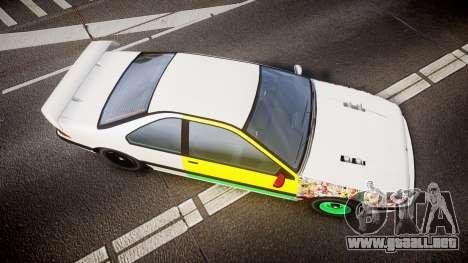 Vapid Fortune Drift v2.0 para GTA 4 visión correcta