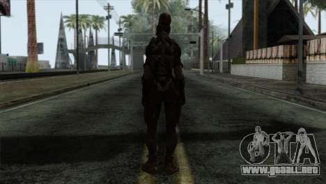 Jefa Suprema from Loquendo Stories para GTA San Andreas segunda pantalla