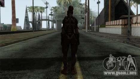Jefa Suprema from Loquendo Stories para GTA San Andreas segunda pantalla