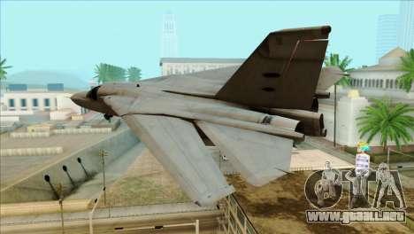 SU-27SK Indonesian Air Force para GTA San Andreas left