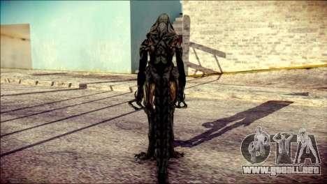 Verdugo Resident Evil 4 Skin para GTA San Andreas segunda pantalla