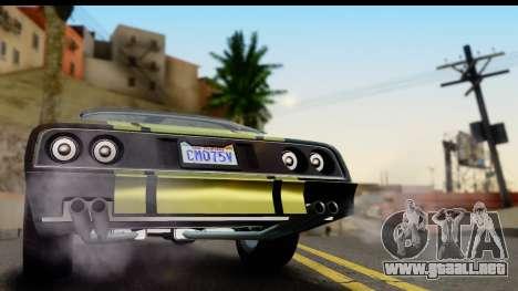 GTA 5 Imponte Phoenix IVF para la visión correcta GTA San Andreas