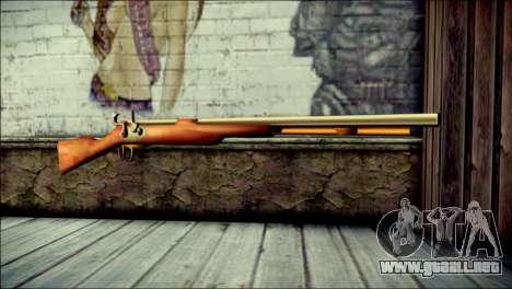 Tokisaki Kurumi Rifle para GTA San Andreas