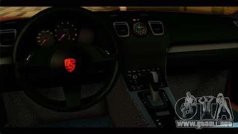 Monster Picador para la visión correcta GTA San Andreas