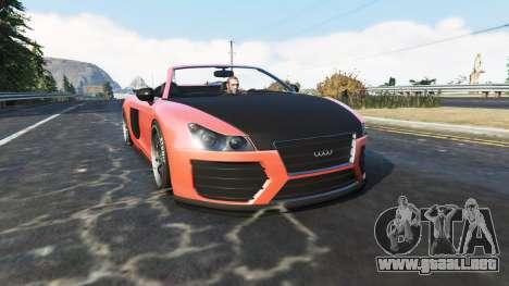 GTA 5 Realista velocidad máxima