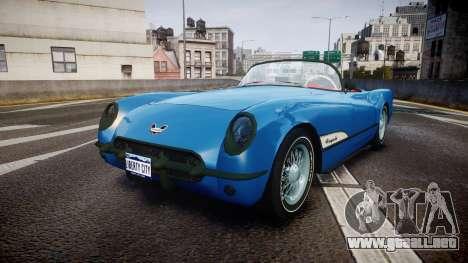 Mafia II Shubert Frigate [EPM] para GTA 4