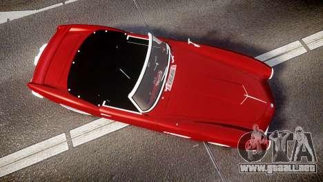 BMW 507 1959 Stock Hamann Shutt VX4 [RIV] para GTA 4 visión correcta