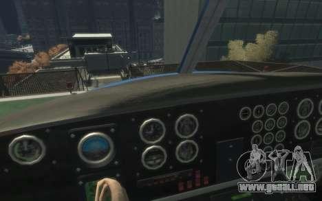 GTA III Police Valkyrie HD para GTA 4 left