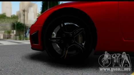 GTA 5 Overflod Entity XF IVF para la visión correcta GTA San Andreas