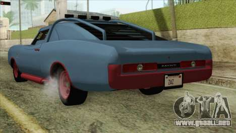 GTA 5 Imponte Dukes ODeath HQLM para GTA San Andreas left