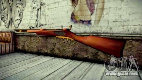 Tokisaki Kurumi Rifle para GTA San Andreas segunda pantalla