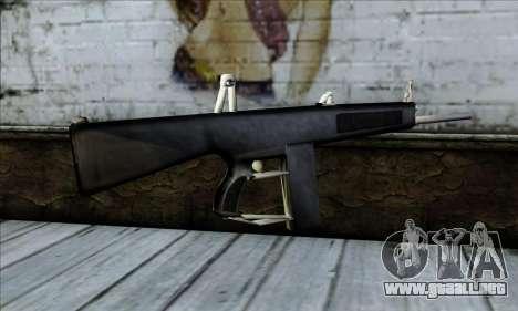 AA-12 Weapon para GTA San Andreas segunda pantalla