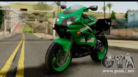 Kawasaki ZX-9R para GTA San Andreas