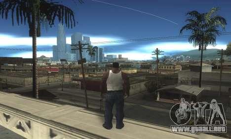 ENB v1.9 & Colormod v2 para GTA San Andreas segunda pantalla