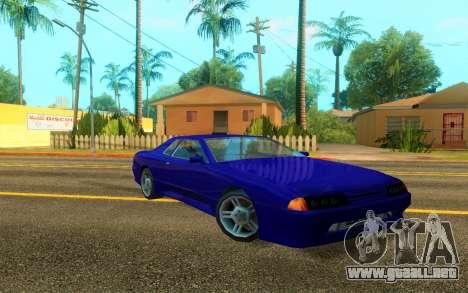 Elegy WorldDrift v1 para GTA San Andreas