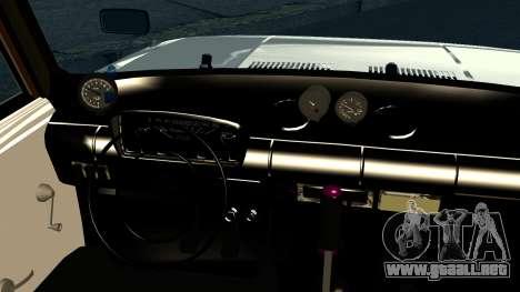 VAZ 2101 Calambres para visión interna GTA San Andreas