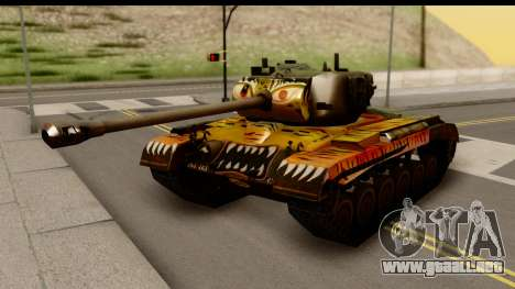 M26 Pershing Tiger para GTA San Andreas