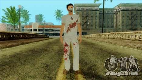 ER Alex Shepherd Skin without Flashlight para GTA San Andreas