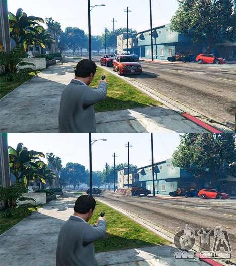 GTA 5 Caída de transporte cuarto captura de pantalla
