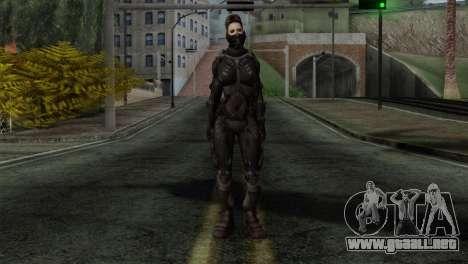 Jefa Suprema from Loquendo Stories para GTA San Andreas