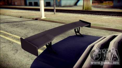 Sentinel GT para la visión correcta GTA San Andreas