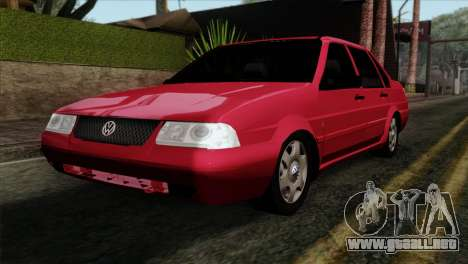 Volkswagen Santana para GTA San Andreas