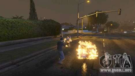 GTA 5 Grand Theft Zombies v0.1a segunda captura de pantalla