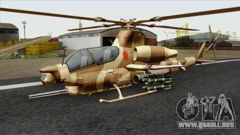 AH-1Z Viper IRIAF para GTA San Andreas