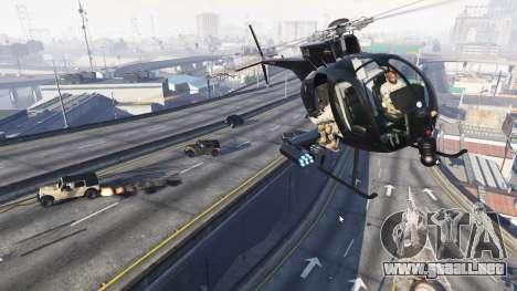 GTA 5 Soldados con 5 estrellas tercera captura de pantalla
