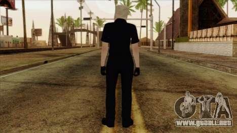 Skin 3 from Heists GTA Online DLC para GTA San Andreas segunda pantalla