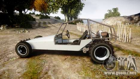 GTA V BF Dune Buggy para GTA 4 left