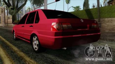 Volkswagen Santana para GTA San Andreas left