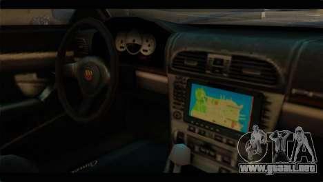 GTA 5 Pfister Comet para la visión correcta GTA San Andreas