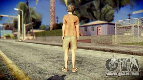 Joshua Shepherd SH Homecomimg para GTA San Andreas segunda pantalla