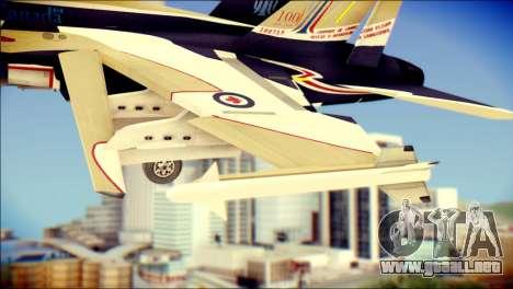 FA-18D Hornet RCAF para la visión correcta GTA San Andreas