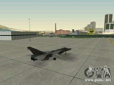 SU 24MR para la vista superior GTA San Andreas