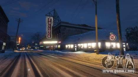 GTA 5 Viaje a North Yankton segunda captura de pantalla