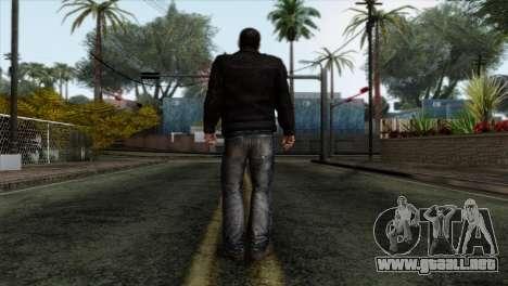 Daniel Garner Skin para GTA San Andreas segunda pantalla