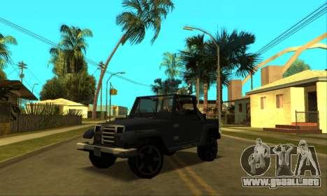 Mesa Final para las ruedas de GTA San Andreas