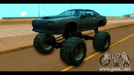 Monster Buffalo para GTA San Andreas