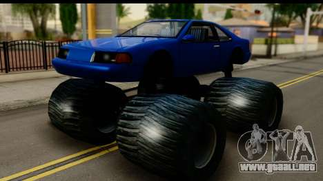 Monster Fortune para GTA San Andreas