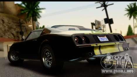 GTA 5 Imponte Phoenix IVF para GTA San Andreas left