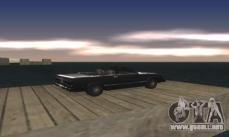 ENB v1.9 & Colormod v2 para GTA San Andreas tercera pantalla