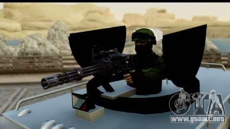 Camion Blindado para la visión correcta GTA San Andreas