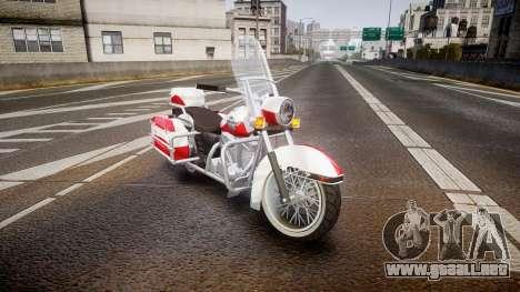 GTA V Western Motorcycle Company Sovereign POL para GTA 4