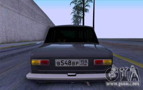VAZ 2101 БПАN para la visión correcta GTA San Andreas