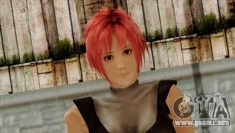 Regina DinoCrisis Skin para GTA San Andreas tercera pantalla